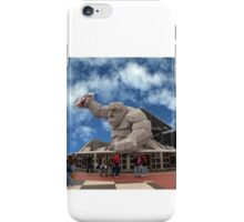 Miles The Monster iPhone Case/Skin