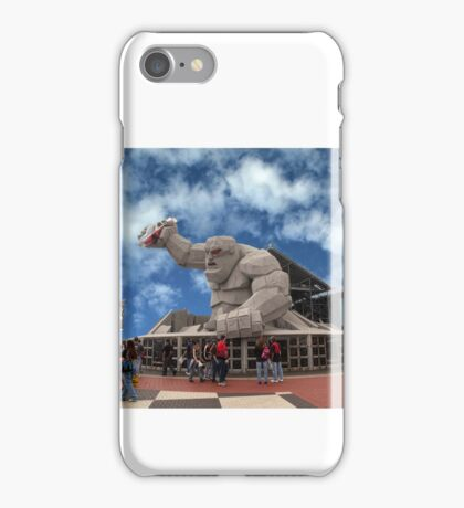 MILES THE MONSTER  APPAREL iPhone Case/Skin