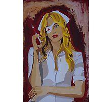 Elle Driver ~ Kill Bill Photographic Print
