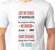 No Control Lyric Art Unisex T-Shirt