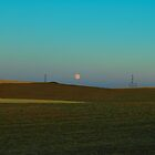 The Sun Has Gone Down and the Moon Has Come Up by sagemountain