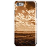 Land Of Gold iPhone Case/Skin