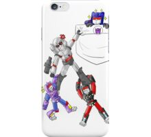 Transformers Decepticon Chibis iPhone Case/Skin