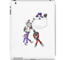 Transformers Decepticon Chibis iPad Case/Skin