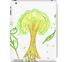 PEACE-Peaceful Tree iPad Case/Skin