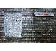 Sea Shanty Photographic Print