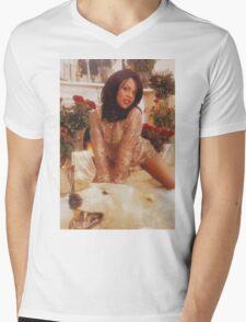 Lil Kim Hardcore Mens V-Neck T-Shirt