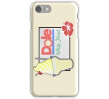Dole Whip Float iPhone Case/Skin