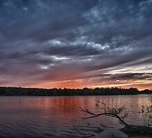 Lake Quannapowitt , Wakefield MA by sfeole