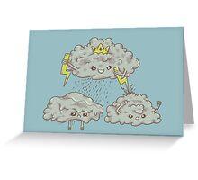 Rain of Terror Greeting Card