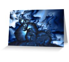 A Night to Howl Greeting Card