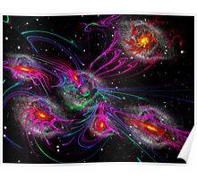 Cosmic Gnarls Poster