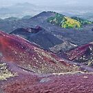 Etna Landscape by Saka