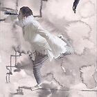 I glide unespied. by Donna Nicholson Arnott