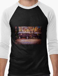 Yosemite Lodge Men's Baseball ¾ T-Shirt