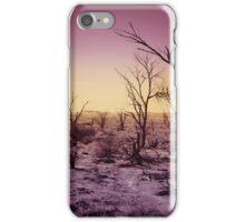 Purple Desert iPhone Case/Skin