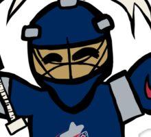 My Patronus is a Goalie (CBJ Edition) Sticker