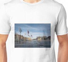 Het Zand, Bruges Unisex T-Shirt
