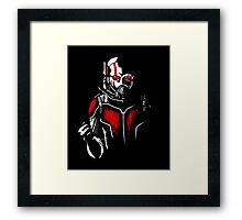 ANT-MAN  Framed Print
