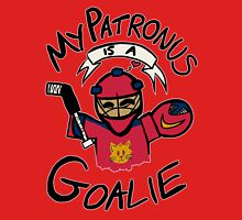 My Patronus is a Goalie (FLA Edition) Womens Fitted T-Shirt