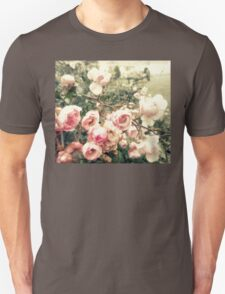 vague memory and roses Unisex T-Shirt