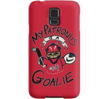 My Patronus is a Goalie (WSH Edition) Samsung Galaxy Case/Skin