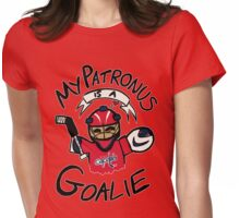 My Patronus is a Goalie (WSH Edition) Womens Fitted T-Shirt