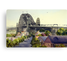 The Rocks, Sydney Canvas Print