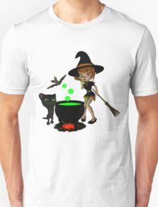 Cauldron Witch Shirts & Stickers Unisex T-Shirt