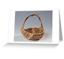 Melon Basket Greeting Card