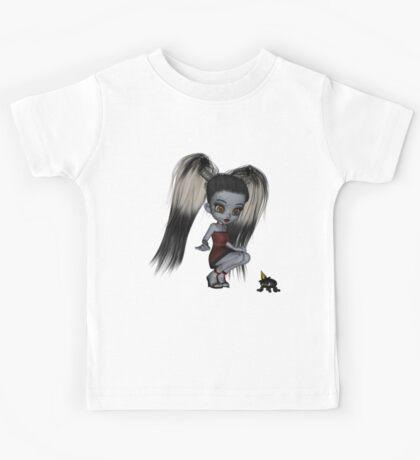 Ragdoll Daze Zizi Shirts & Stickers Kids Tee