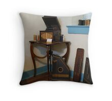 Let There be Music Throw Pillow