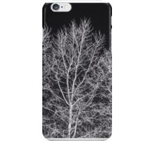 Infrared Silhouette iPhone Case/Skin