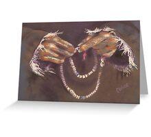 Faith - Tibet Greeting Card