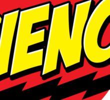 Science! Sticker Sticker