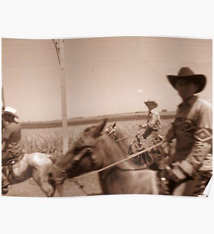 Cowboys in Cuba Poster