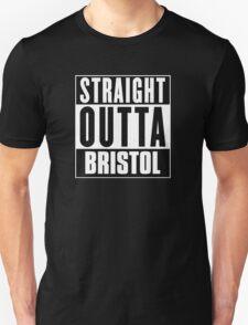Straight outta Bristol! T-Shirt