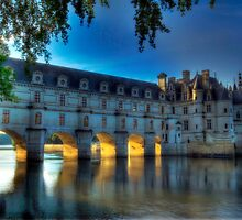 Chateau Chenonceau by Trevor Murphy