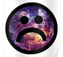 Sad Face #1 Poster