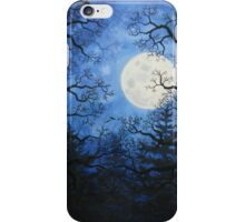 Midnight Sky iPhone Case/Skin