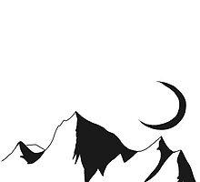 Mountains by teenrunaway