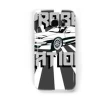 Ford Probe Gt Nation (3/4 View, Perspective Stripes) Samsung Galaxy Case/Skin