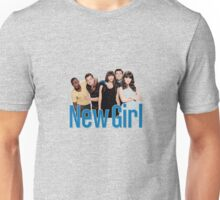new girl | idiots Unisex T-Shirt