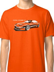 Ford Probe Gt (Front 3/4 View, Model Name)  Classic T-Shirt