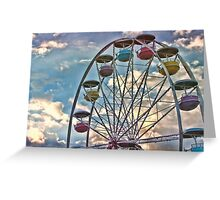 The Sky is the Limit Greeting Card