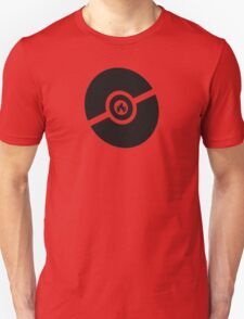 Pokemon Pokeball Fire  Unisex T-Shirt