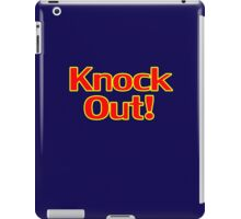 Knock Out T-Shirt Top Sweater Sticker iPad Case/Skin