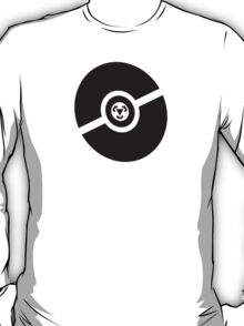 Pokemon Pokeball Steel T-Shirt