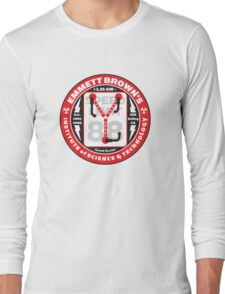 Emmett Brown's Institute of Science & Technology Long Sleeve T-Shirt