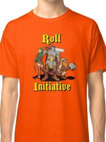 Roll Initiative Classic T-Shirt